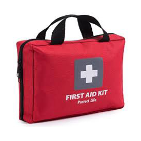 essential first aid bag - central union medical supplies