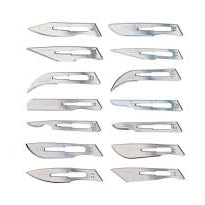 sterile scalpel blade - central union medical supplies