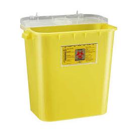 plastic biohazard box - central union medical supplies